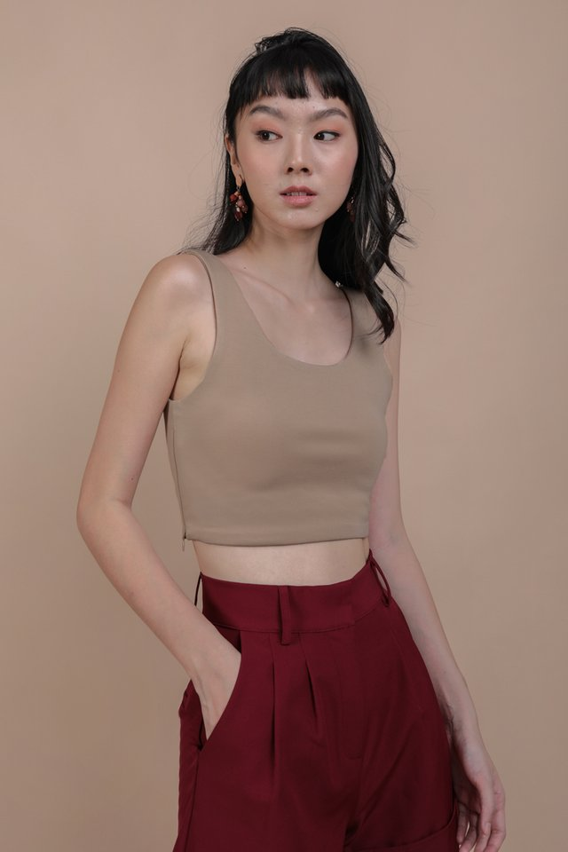 Dan Basic Top (Sand)