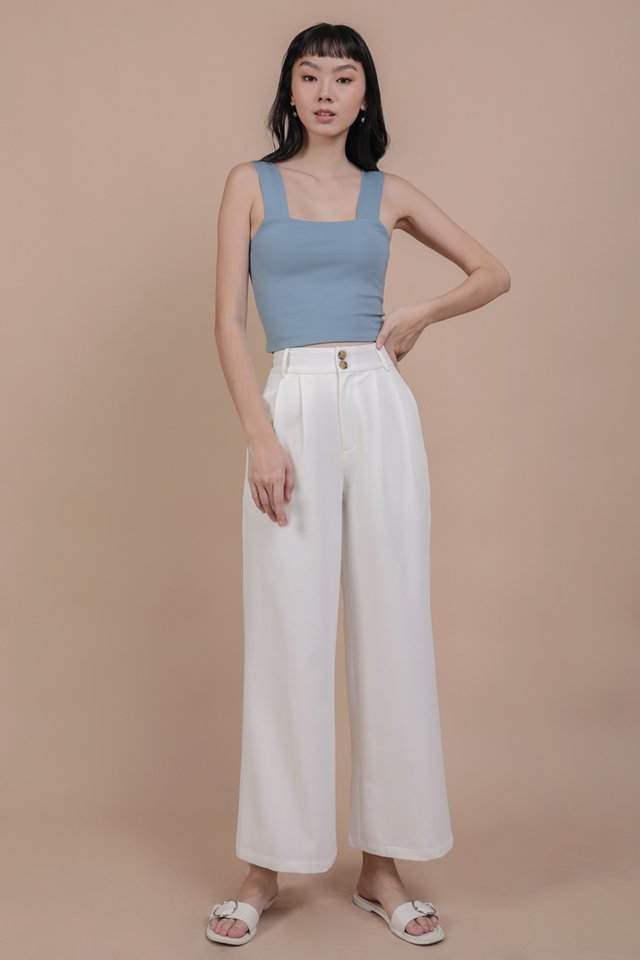 Luna Basic Top (Sky)