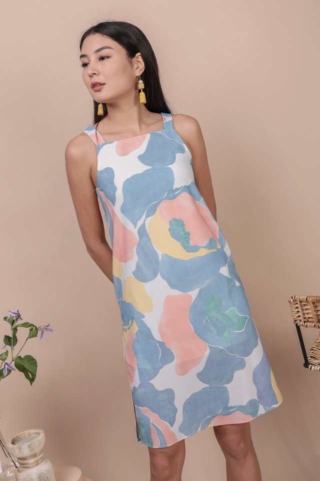 Gale Basic Dress (Blossom)