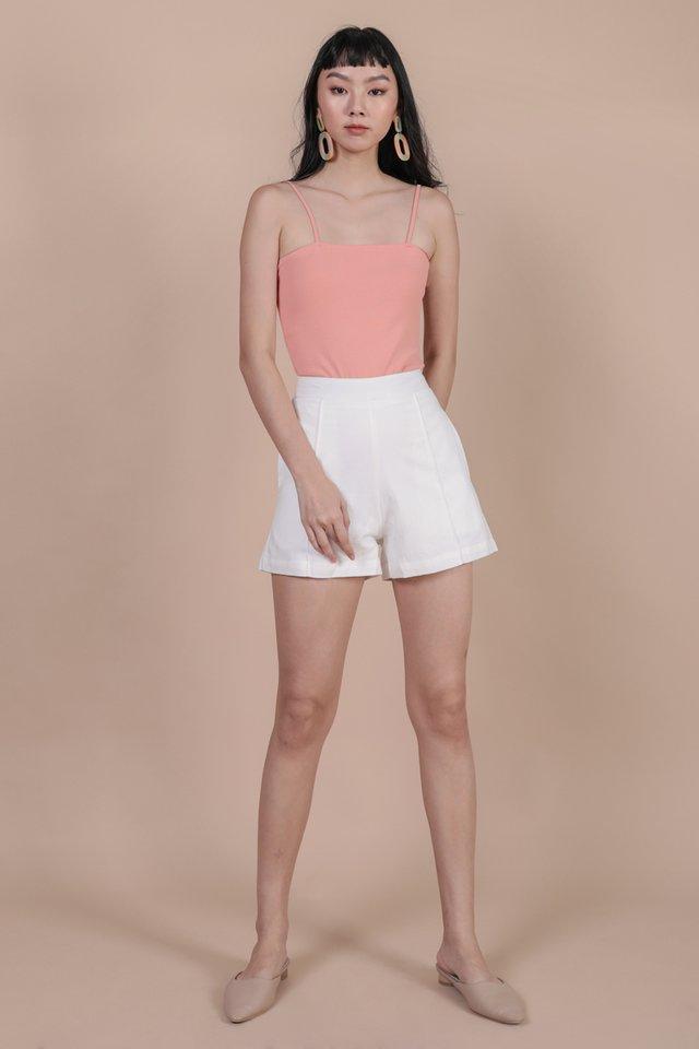 Fynn Spag Bodysuit (Sakura Pink)