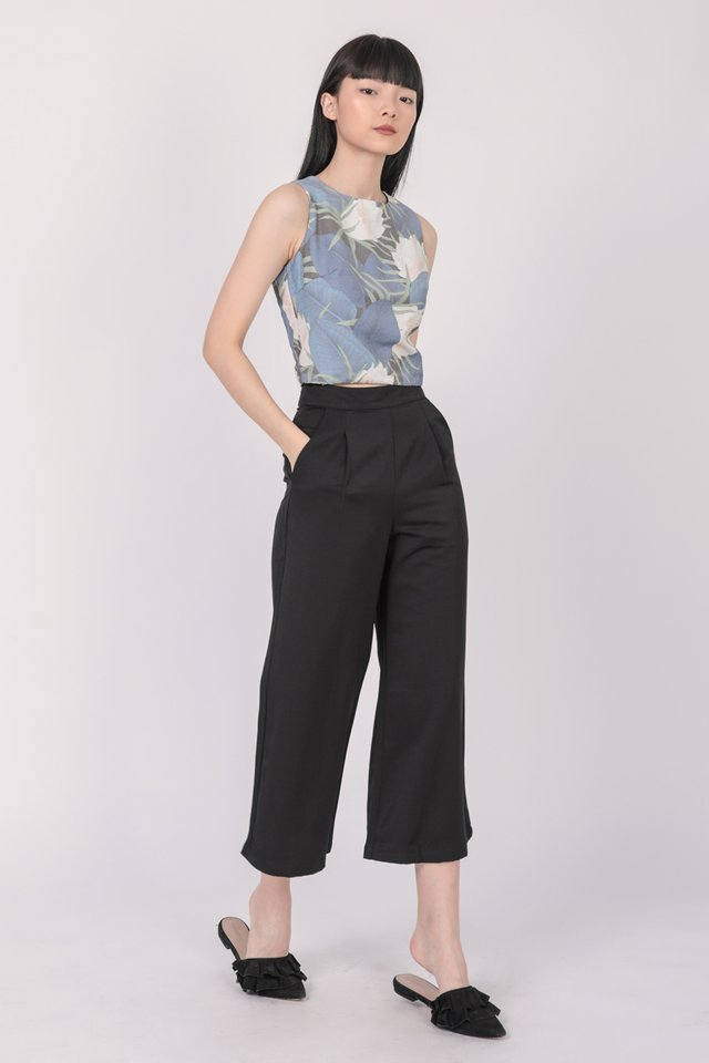 Charlie Basic Top (Tropical)