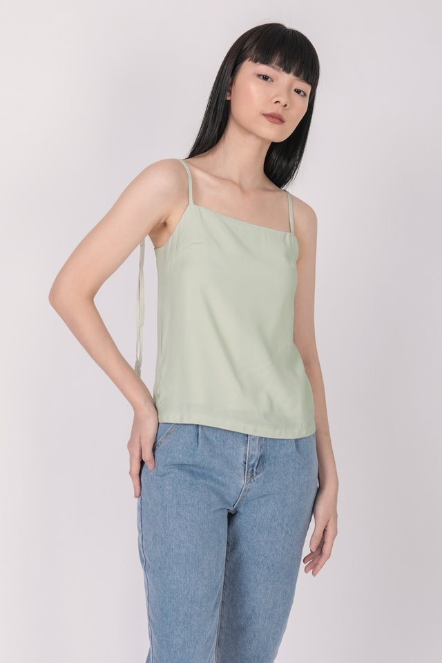 Jodie Spag Top (Mint)