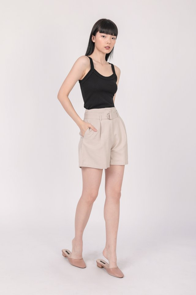 Kym Basic Top (Black)