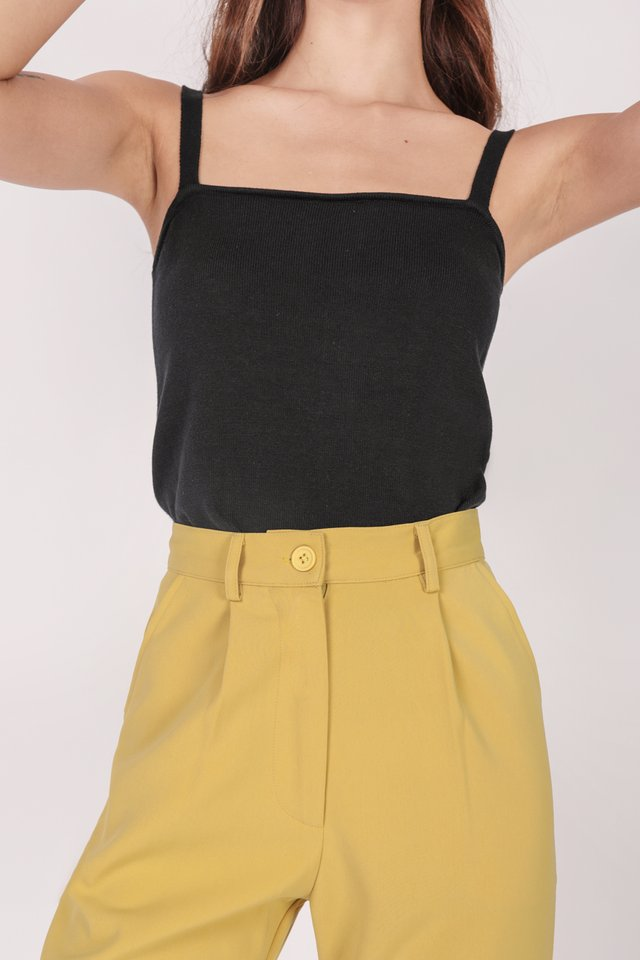 Clan Straight Leg Culottes (Honey) - Preview